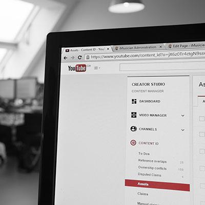 Three ways to monetise your music on YouTube