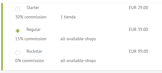 screenshot sales