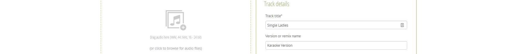 track details EN