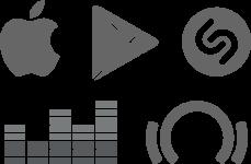 Deine Musik verkaufen, in über 250 Online Shops weltweit!