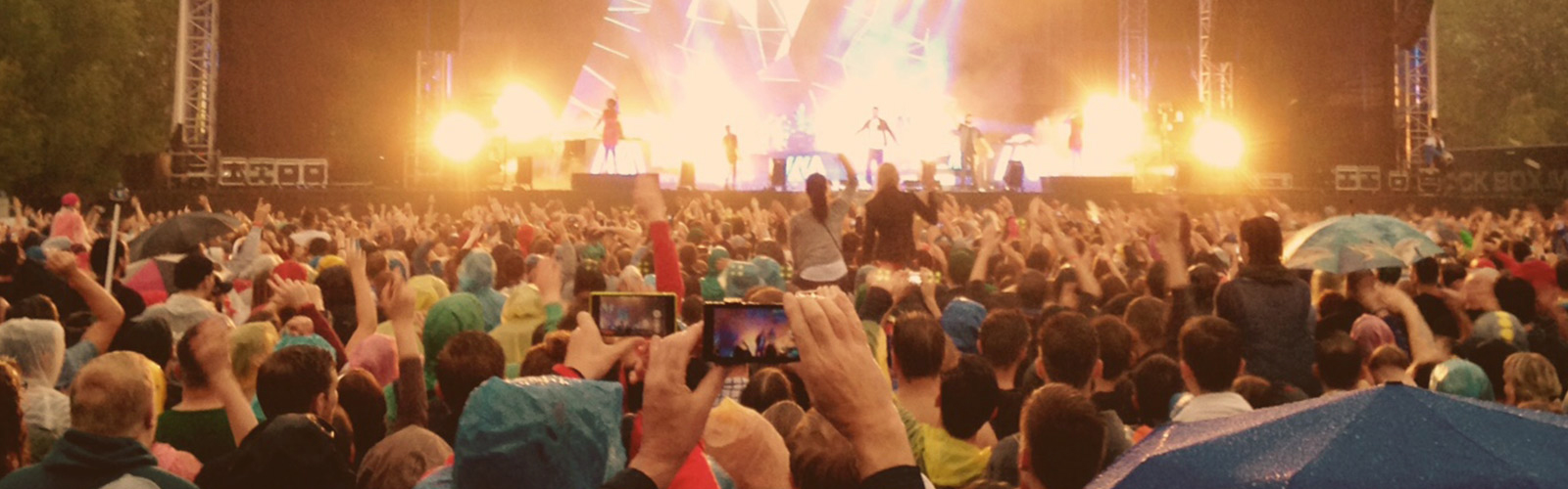 Setting a strategy for playing showcase festivals
