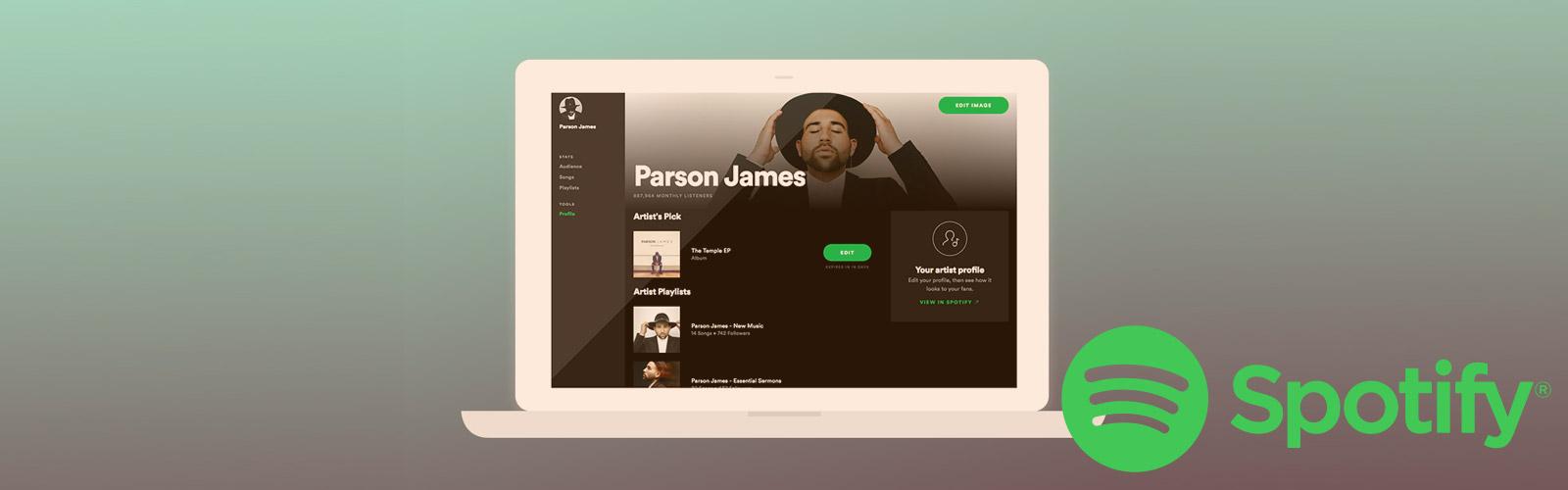 Spotify meistern: Wie du deine Musik in Spotify-Playlisten unterkriegst (Teil 2)