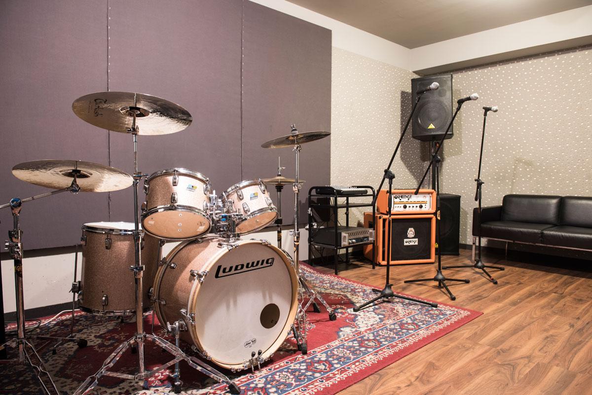 Immagine di una sala ad ore di Pandora's Vox.