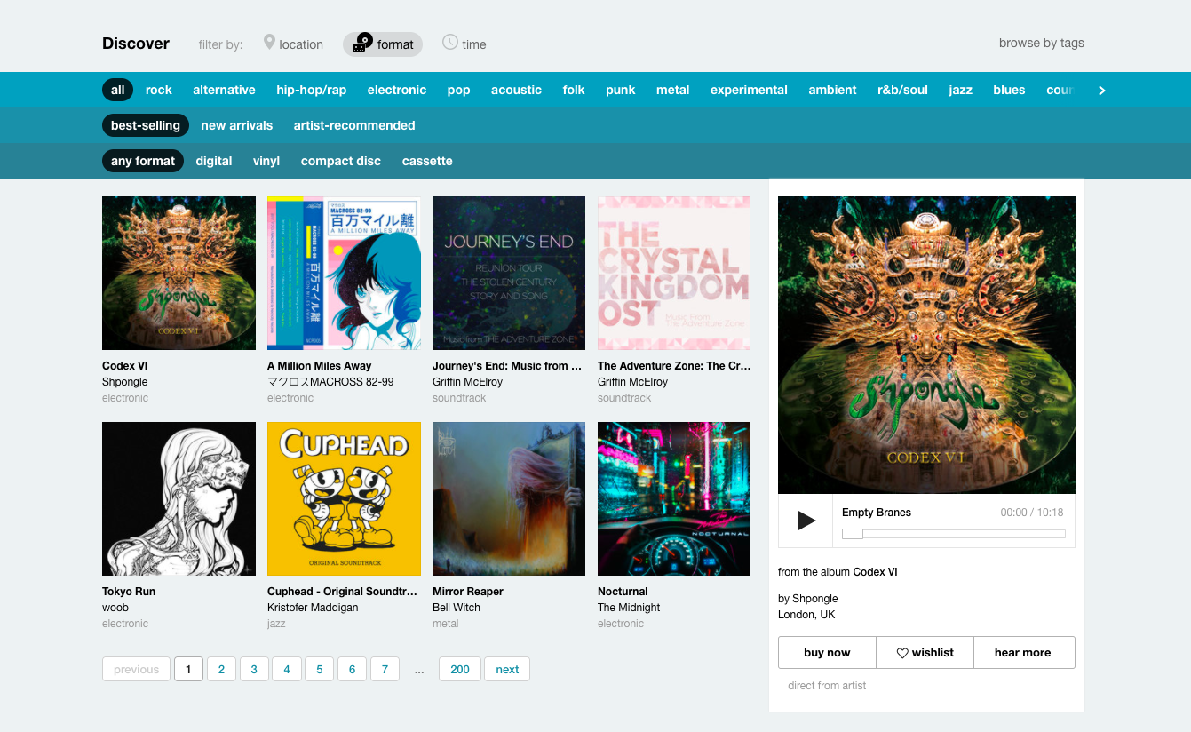 Indie artists: Tips for enjoying Bandcamp to the fullest