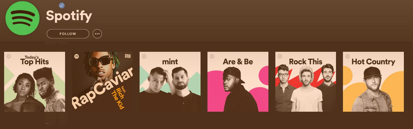10 listas de reproducción de Spotify donde enviar tu música