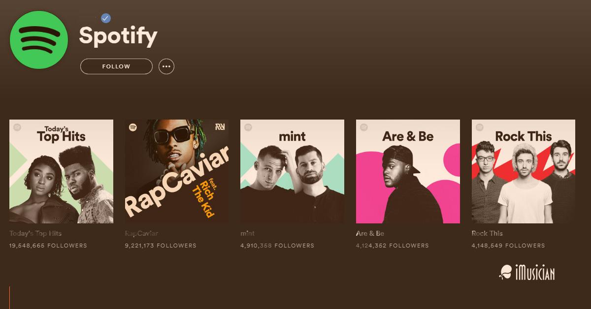 Dez playlists de curadores do Spotify para você enviar sua música sem pagar nada