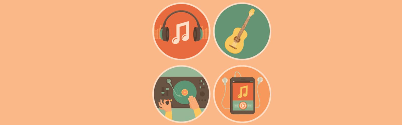 Tutto quello di cui hai bisogno per vendere la tua musica online